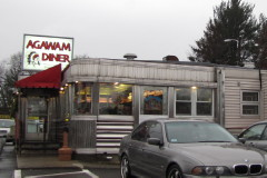 photo of the Agawam Diner, Rowley, MA