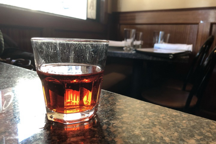 photo of Campari from Al Dente, Boston, MA