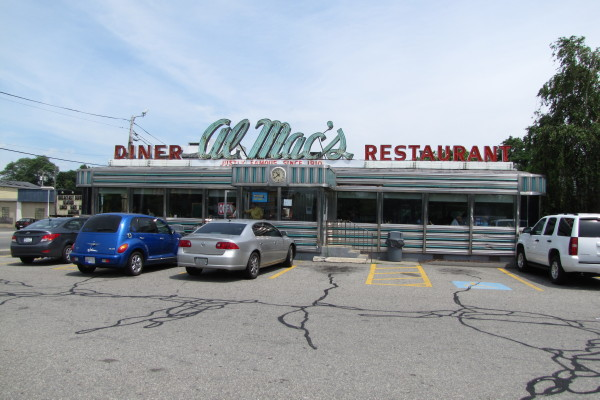 photo of Al Mac's Diner, Fall River, MA