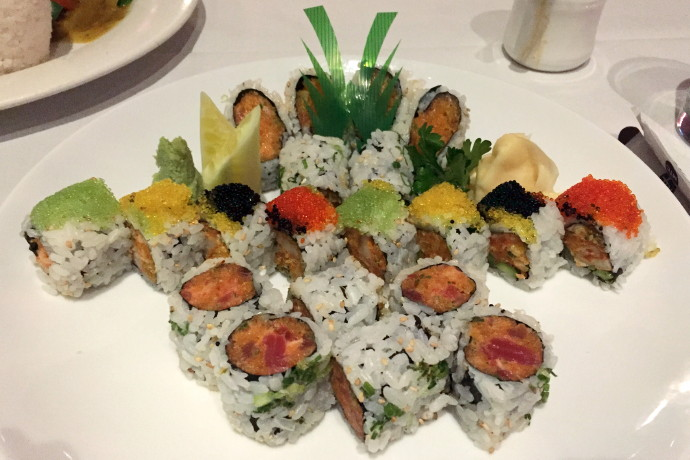 photo of sushi from All Seasons Table, Malden, MA