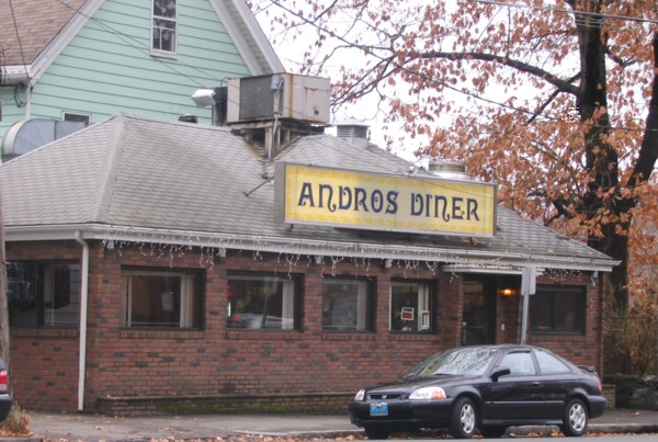 photo of Andros Diner, Belmont, MA