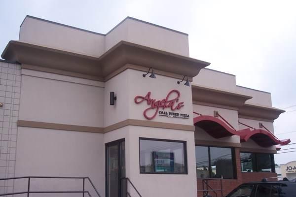 Angela's Coal Fired Pizza, Saugus, MA | Boston's Hidden