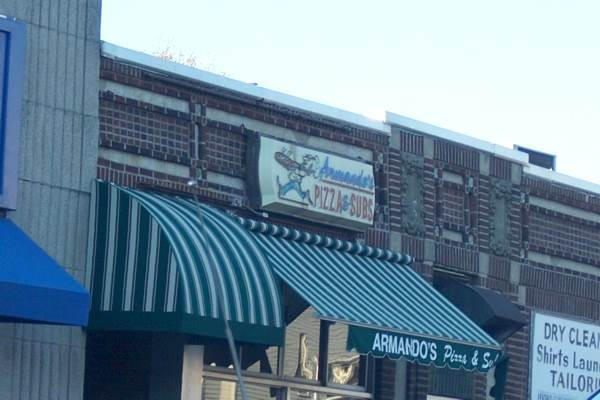 Photo of Armando's Pizza, in Cambridge, MA