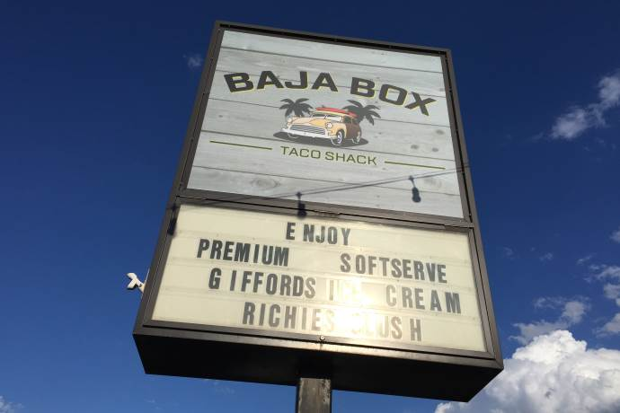Photo of the Baja Box, Quincy, MA