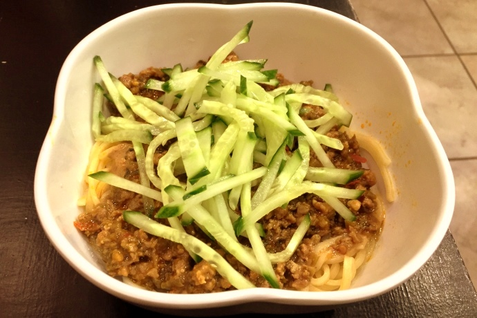 photo of Dan Dan Noodles from Bess's Cafe, Brookline, MA