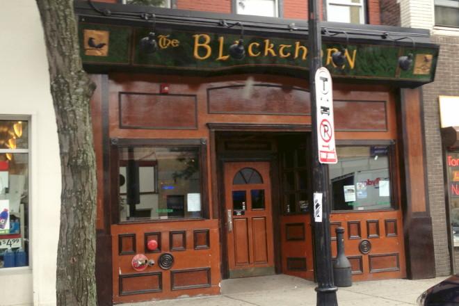 Dive Bar Photo Blackthorn Closed South Boston Ma