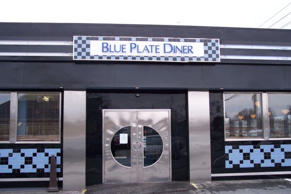 Photo of Blue Plate Diner, Middletown, RI