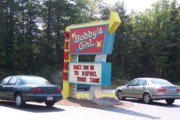 photo of Bobby's Girl Diner, New Hampton, New Hampshire