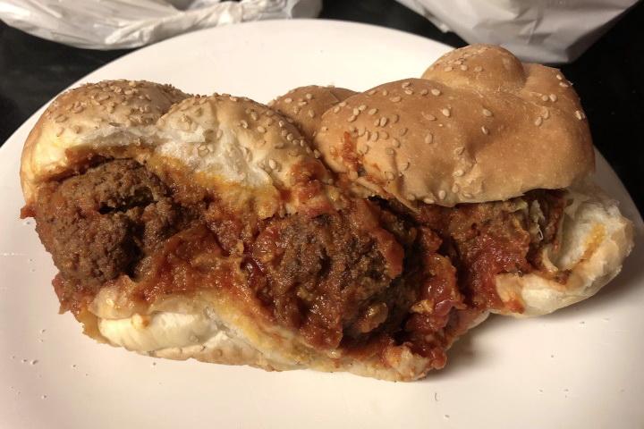 Photo Meatball Sub From Bob S Italian Foods Medford Ma Boston Hidden Restaurants
