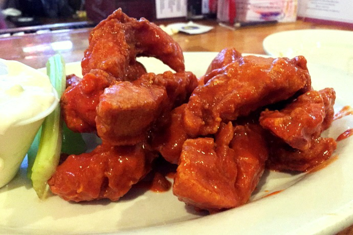 photo of buffalo chicken fingers from Coop's Bar and Grille, Quincy, MA