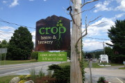 photo of Crop Bistro and Brewery, Stowe, VT