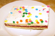 photo of raspberry pop tart from Danish Pastry House, Medford, MA