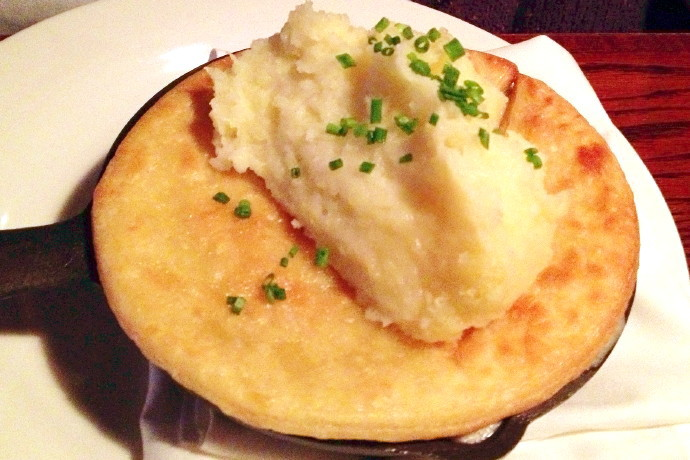 photo of chicken pot pie from the Dogwood Cafe, Jamaica Plain, MA