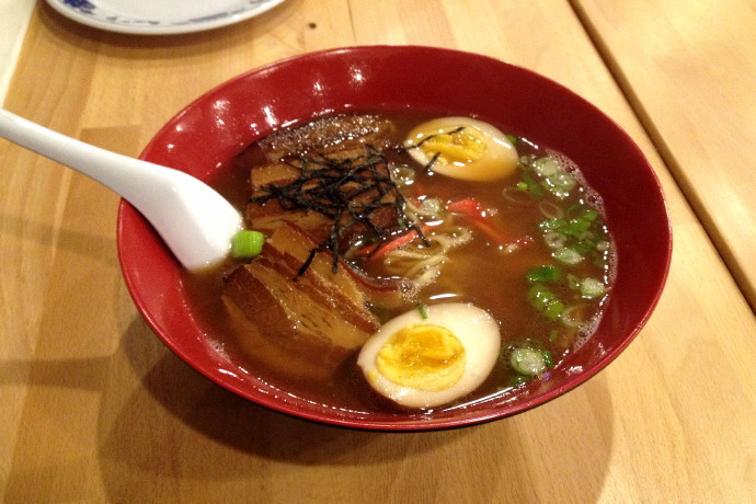 photo of Three-Day Pork Ramen from Dumpling Daughter, Weston, MA