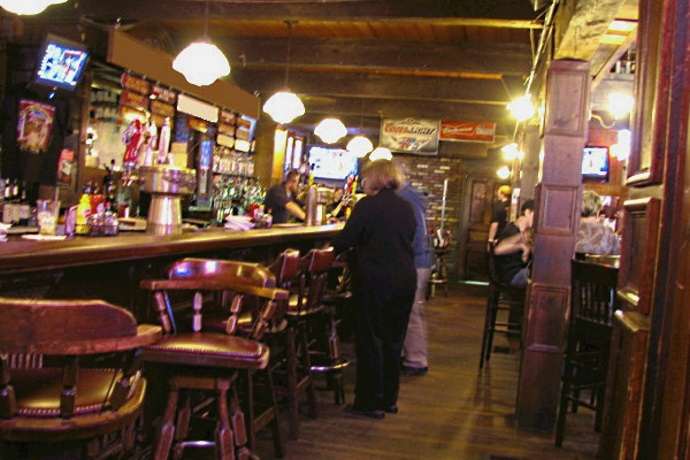Fifteen Boston Area Bars To Try Eagle Brook Saloon