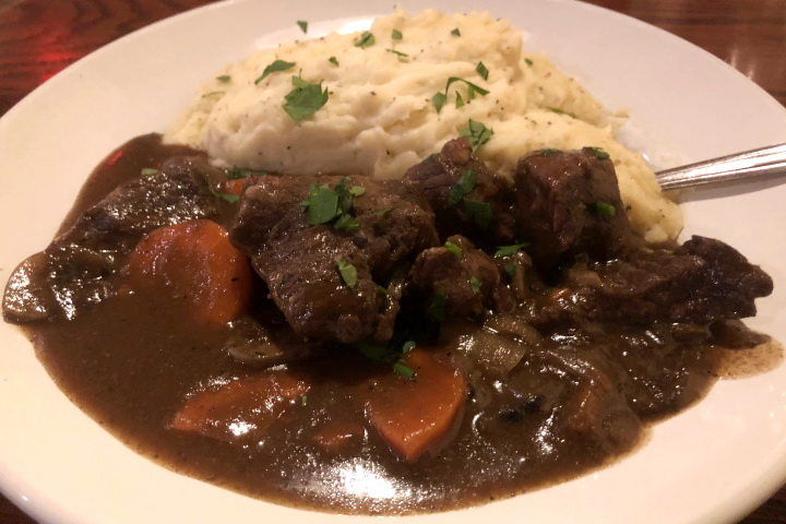 photo of Guinness Beef Stew from Finnegan's Wake, Walpole, MA