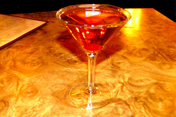 photo of a Rob Roy from George's Cafe, Brockton, MA