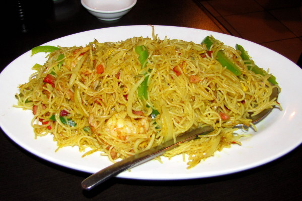 photo of Singapore noodles from Great Chow, Abington, MA