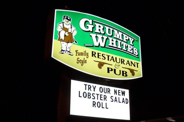 photo of Grumpy White's, Quincy, MA