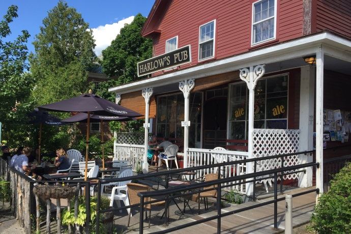 Fifteen New England Faves Harlow S Pub And Restaurant