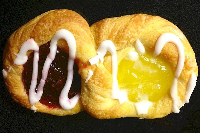 Photo Danish From Heav Nly Donuts North Reading Ma