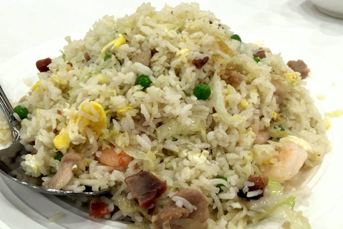 photo of Three Stars Fried Rice from Hei La Moon, Boston, MA