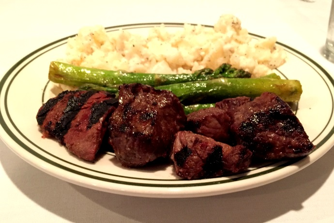 Photo Of Steak Tips From Henry S Patio A Restaurant And Bar On Broadway In Malden Ma