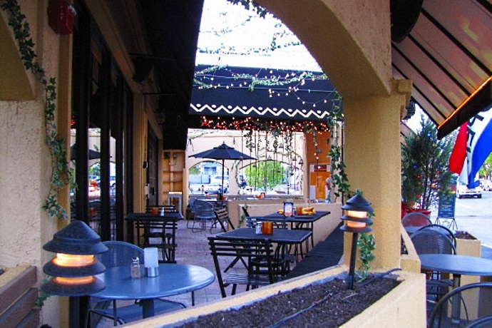 Fifteen More Outdoor Dining Areas In The Boston Area And