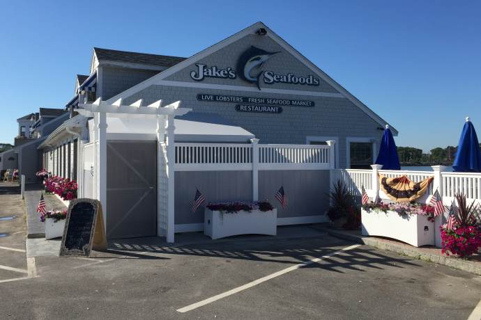 Photo Of Jake S Seafood Restaurant Hull Ma