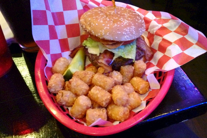 photo of KKatie's KKrunch Burger from KKatie's Burger Bar, Marshfield, MA