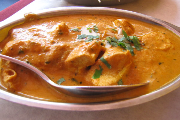 photo of chicken korma from Kabob and Curry, Providence, RI