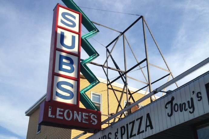 Photo of Leone's Sub and Pizza, Somerville, MA