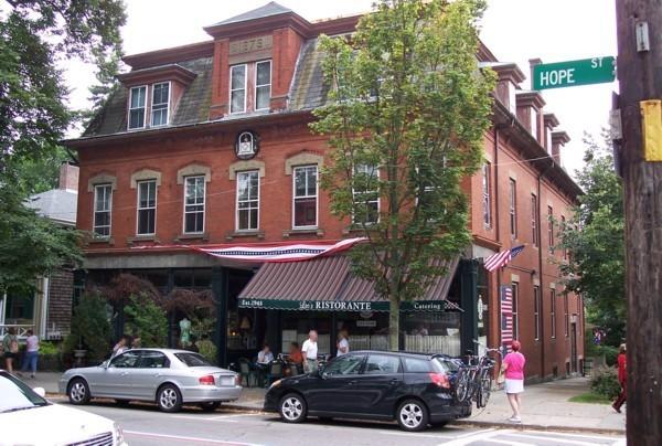 Italian Restaurants On Hope Street Providence Ri