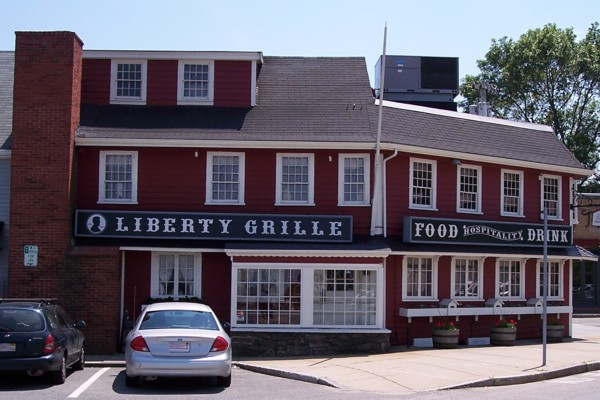 photo of the Liberty Grille, Hingham, MA