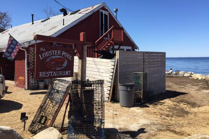 Photo of The Lobster Pool Restaurant, in Rockport, MA