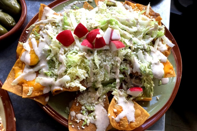 photo of Victory Club Nachos from Lone Star Taco Bar, Cambridge, MA