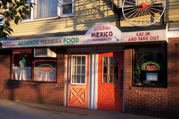 Photo Of Restaurant Mexico Garibaldi Providence Rhode Island