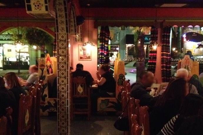 Mexico Lindo Melrose Ma Bostons Hidden Restaurants