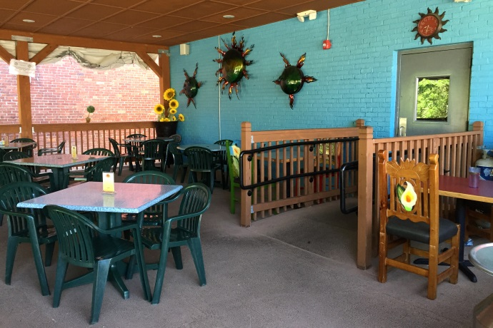 Fifteen More Outdoor Dining Areas In The Boston Area And Beyond: Mexico  Lindo, Melrose, MA
