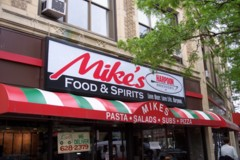 photo of Mike's Restaurant, Somerville, MA