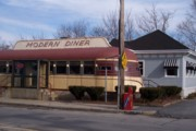 photo of Modern Diner, Pawtucket, Rhode Island