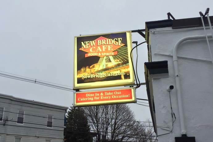 Newbridge Cafe Chelsea Ma