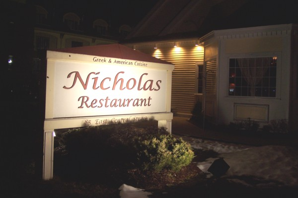 Nicholas Restaurant Closed Replaced By Morse Tavern Same