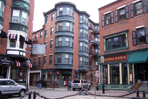 Newbury Street Restaurant Boston Ma