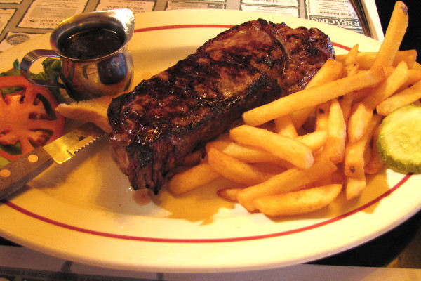 Photo Steak Sandwich From The Old Timer Restaurant Clinton Ma Boston S Hidden Restaurants