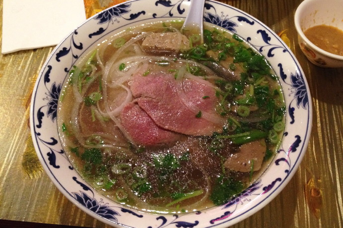 photo of eye round pho from Pho So 1, Randolph, MA