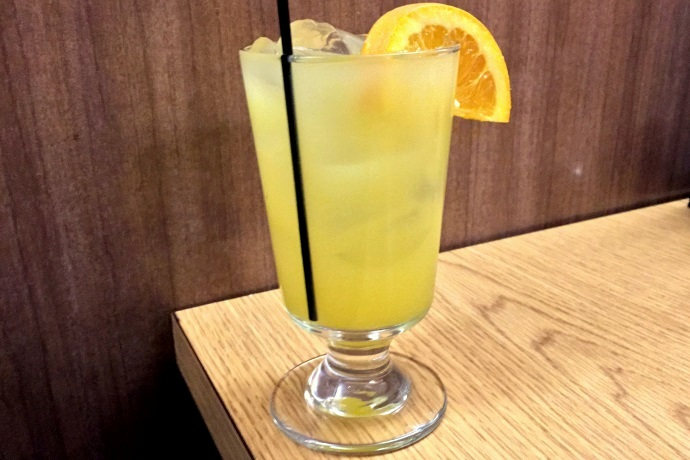 photo of Harvey Wallbanger from the Pleasant Cafe, Roslindale, MA