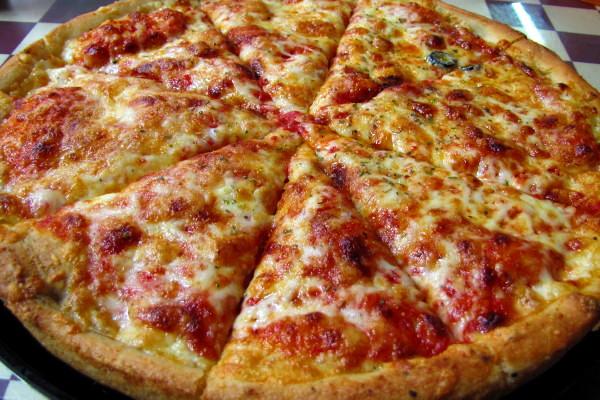 Photo pizza from prince pizzeria saugus ma boston 39 s for Pizza pizzeria