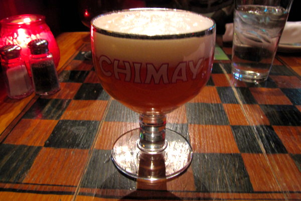 photo of Chimay Tripel from The Publick House, Brookline, MA