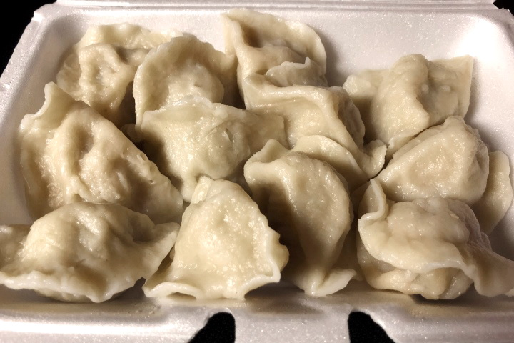 photo of dumpling plates from qingdao garden cambridge ma - Qingdao Garden